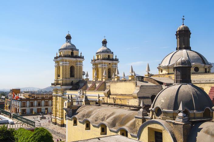 Touristenattraktionen in Lima