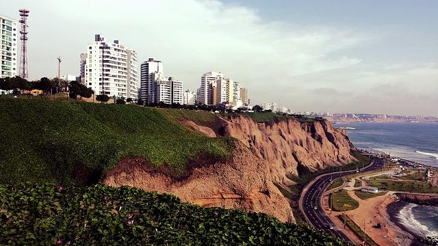 Lima - Wirtschaft und Infrastruktur